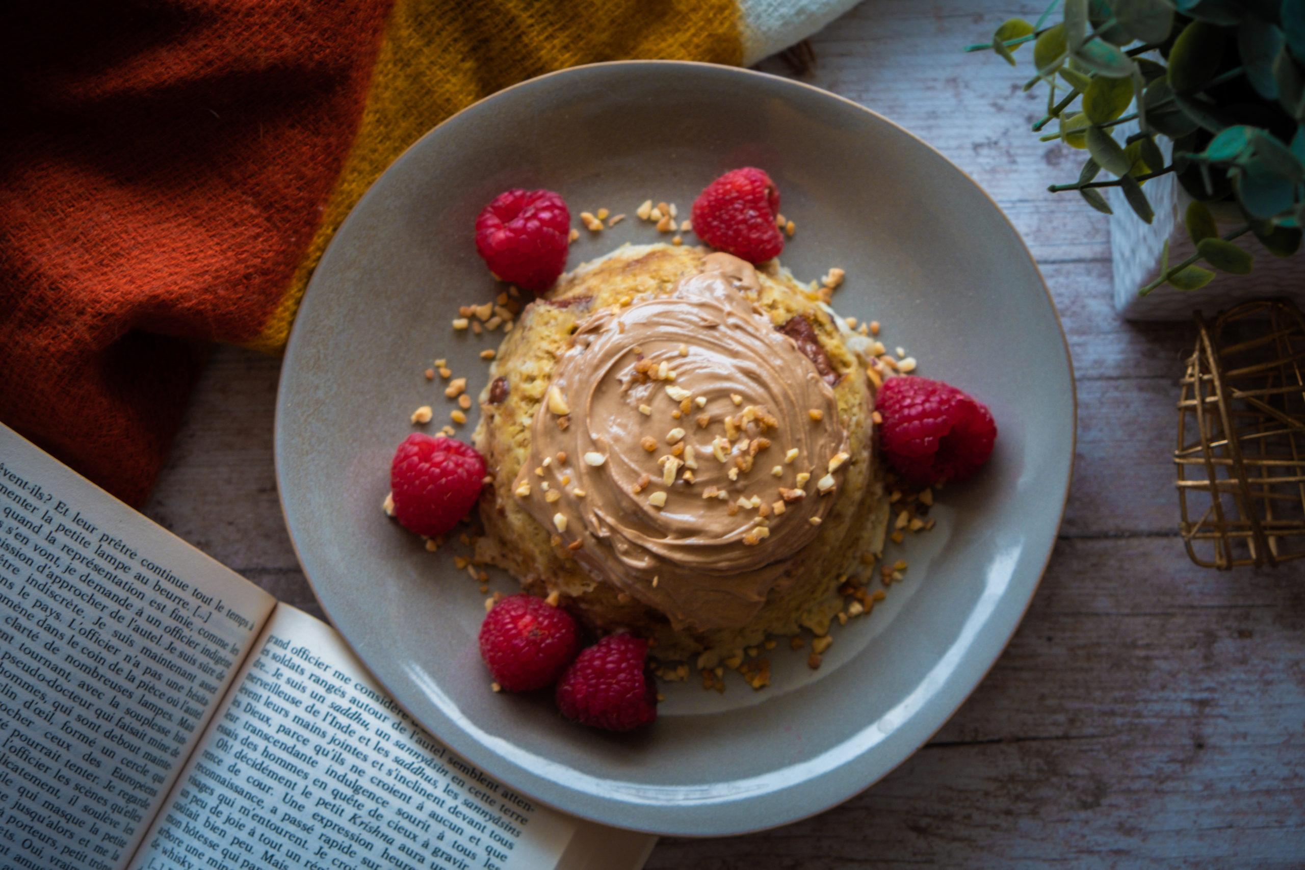 Bowl Cake gourmand