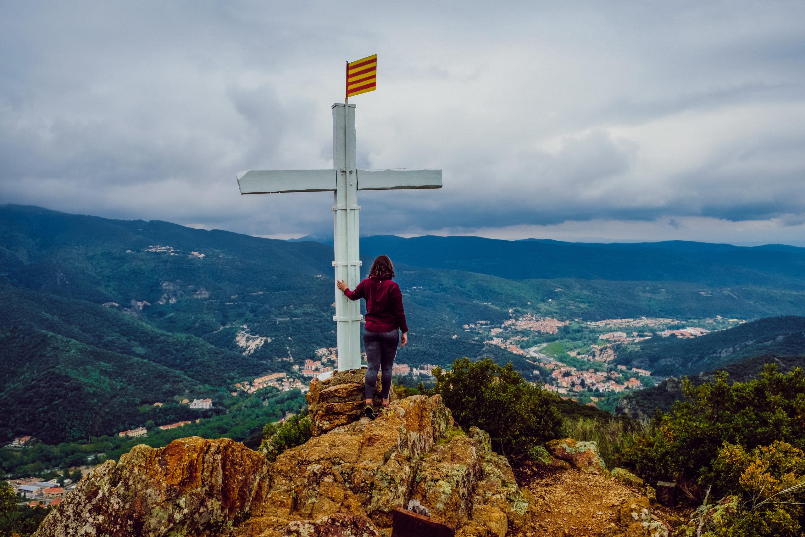 Croix sur Amélie les Bains