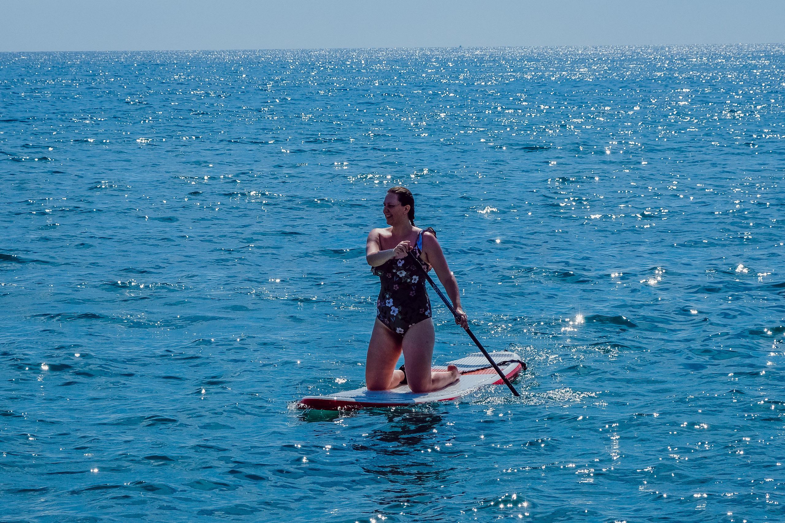Paddle à Saint Cyprien