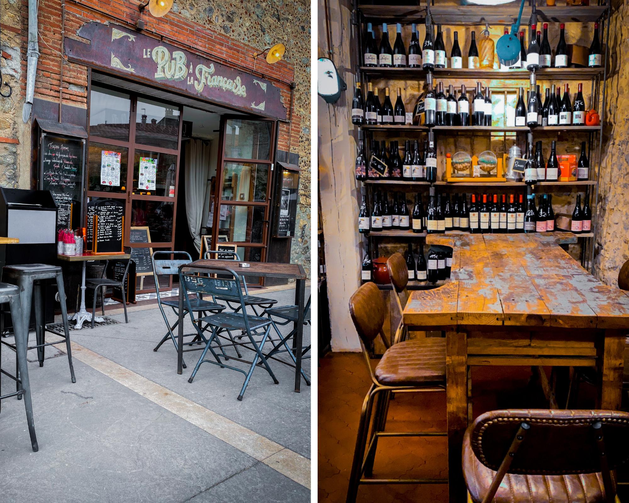 Pub à la Française Saint Cyprien